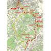 Liège–Bastogne–Liège 2020: route - source: liege-bastogne-liege.be