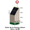 Liège–Bastogne–Liège 2017: Climb details Côte de la Ferme Libert - source:letour.fr
