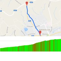 Kuurne-Brussels-Kuurne: Route and profile Kruisberg