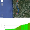 Vuelta 2014 stage 20: Route and profile Alto de Folgueiras de Aigas