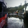 Milan - San Remo 2014: Trying to make the finish line as dry as possible - source @Milano_Sanremo