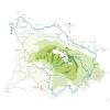 Mont Ventoux Dénivelé Challenge 2020: route - source:denivelechallenges.com