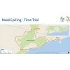 Olympics in Rio: Route ITT for women
