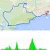 Olympics in Rio: Route and profile ITT for women