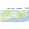 Summer Olympics in Rio: Route road race for women- source uci.ch