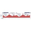 Summer Olympics 2021 Tokyo Cycling: profile ITT men - source: olympics.com