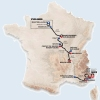 Route of Paris-Nice 2014 (source GeoAtlas)