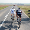 Paris - Nice 2014 stage 2: Today's escapees Delaplace and Saramotins were 12 minutes a head of the bunch - source: letour.fr
