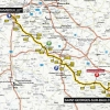 Paris - Nice 2014 Route of stage 2 Rambouillet - Saint-Georges-Sur-Baulche