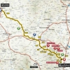 Paris - Nice 2014 Route of stage 4 Nevers - Belleville