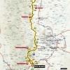 Paris - Nice 2014 Route Stage 5: Crêches-sur-Saône - Rive-de-Gier
