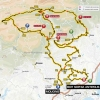 Paris - Nice 2014 Route Stage 7: Mougins - Biot Sophia Antipolis