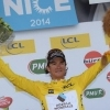 Paris-Nice 2014 stage 8: Carlos Betancur wins Paris-Nice - source: letour.fr