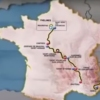 Paris - Nice 2015 - Video with route