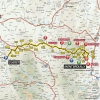 Paris - Nice 2016: Route stage 3: Cusset – Mont Brouilly - source: letour.fr