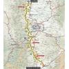Paris - Nice 2016 Route stage 4: Juliénas – Romans sur Isère - source: letour.fr