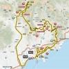 Paris - Nice 2016 Route stage 7: Nice - Nice - source: letour.fr