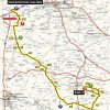 Paris-Nice 2017: Route 2nd stage - source:letour.fr