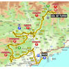 Paris - Nice 2019 Route 7th stage - source: www.paris-nice.fr