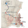 Paris - Nice 2020: entire route - source: www.paris-nice.fr