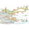 Paris - Nice 2020 Route stage 4 - source: www.paris-nice.fr