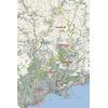 Paris - Nice 2020 Route stage 8 - source: www.paris-nice.fr