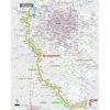 Paris - Nice 2021 route stage 2 - source: www.paris-nice.fr