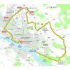Paris - Nice 2021 route stage 3 - source: www.paris-nice.fr
