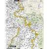 Paris - Roubaix 2016: Route - source:letour.fr