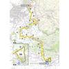 Paris - Roubaix 2021 - women: route - source: paris-roubaix-femmes.fr