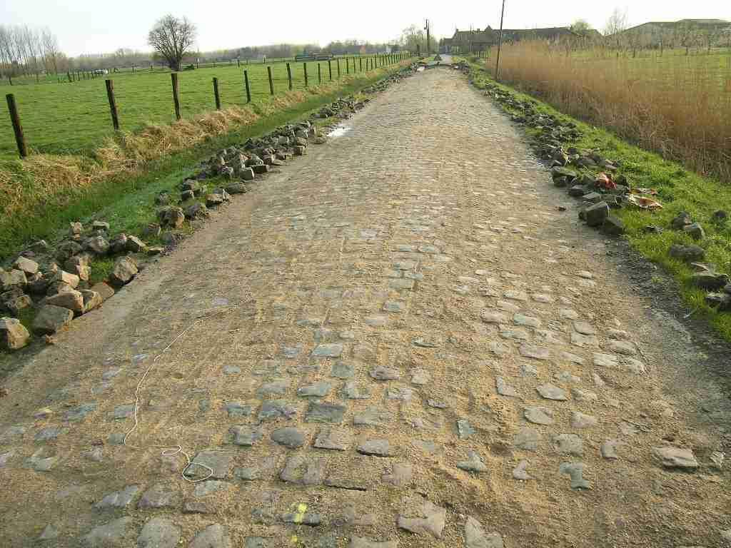 Paris Roubaix 2017 The Route