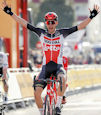 Andreas Kron - Volta a Catalunya 2021: Kron wins four-up sprint to take race lead