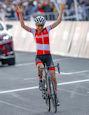 Anna Kiesenhofer - Summer Olympics 2021 Tokyo: Kiesenhofer solos to gold