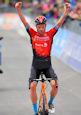 Damiano Caruso - Giro 2021: Solo triumph Caruso at Alpe Motta, Bernal keeps maglia rosa