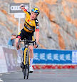 Jonas Vingegaard - UAE Tour 2021: Vingegaard wins on Jebel Jais, Pogacar keeps GC lead