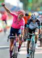 Magnus Cort - Vuelta 2021: Cort wins in Córdoba, Eiking keeps La Roja
