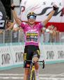 Marianne Vos - Giro Rosa 2021: Vos takes second win, Van der Breggen still leader