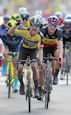 Gent – Wevelgem 2021 – women: Vos sprints to victory