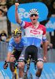 Mathieu van der Poel ta - Tirreno-Adriatico 2021: Van der Poel outguns Van Aert, who keeps GC lead