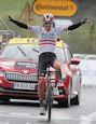 Tour de France 2021: Konrad solos to triumph in Saint-Gaudens