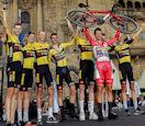 Primoz Roglic roja - Vuelta a España: Winners and records