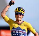 Primoz Roglic ta - Paris-Nice 2021: Roglic solos to yellow jersey