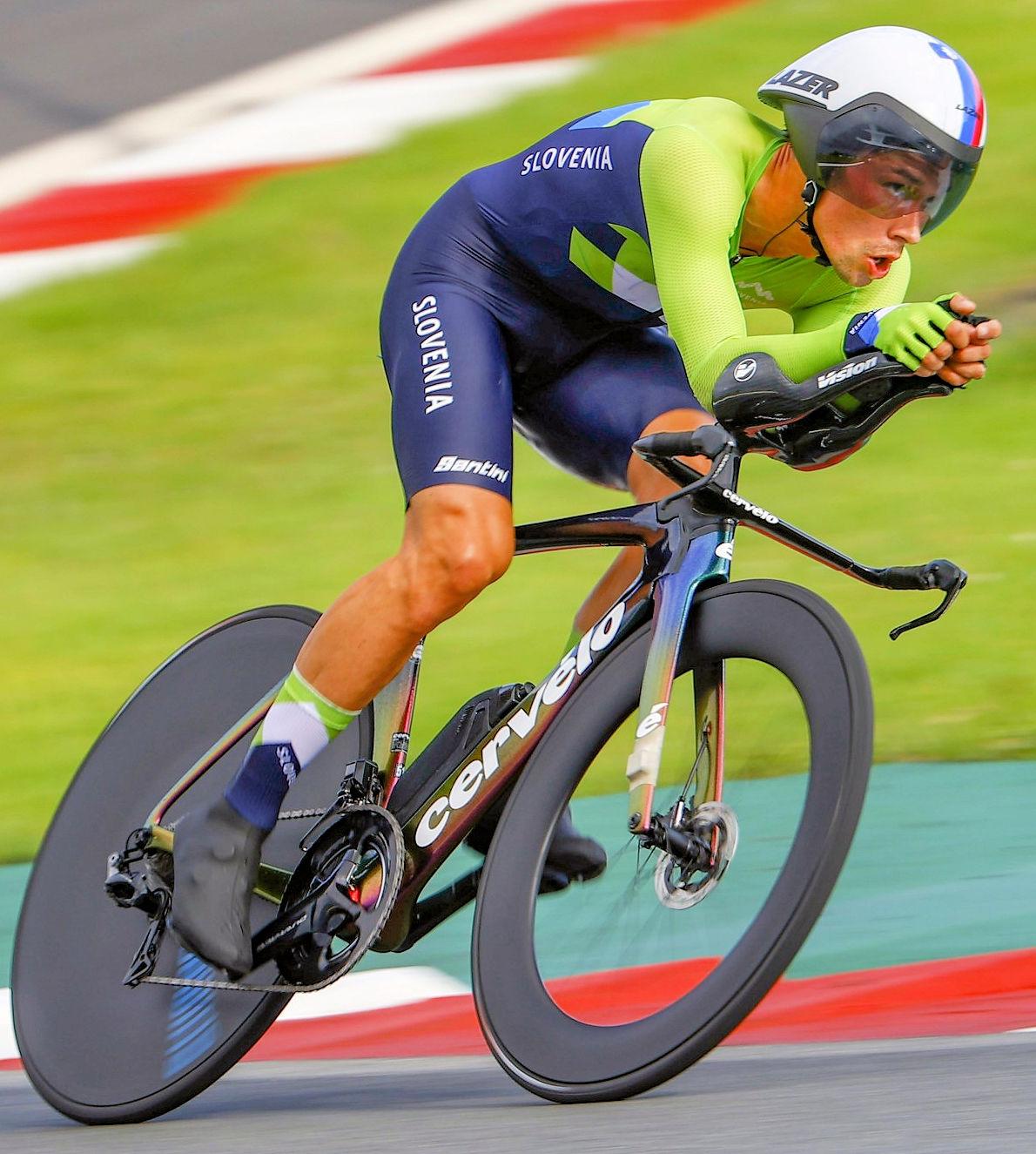 Primoz Roglic - Vuelta 2021 Favourites stage 21: Roglic' final act