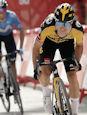 Primoz Roglic vuelta - Vuelta 2021: Roglic wins at steep Wall, Eiking stays in red