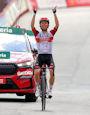 Rafal Majka Vuelta - Vuelta 2021: Majka solos to triumph, Eiking retains La Roja