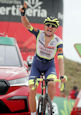 rein taaramae - Vuelta 2021: Taaramäe solos into red jersey at Picón Blanco