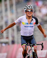 Richard Carapaz Tokyo - Summer Olympics 2021 Tokyo: Carapaz solos to gold in road race