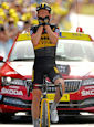 Sepp Kuss - Tour de France 2021: Kuss wins solo in Andorra, Pogacar still in yellow