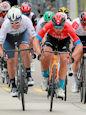 Sonny Colbrelli - Tour de Romandie 2021: Colbrelli celebrates, Dennis keeps race lead