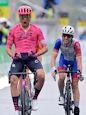 stefan bissegger suisse - Tour de Suisse 2021: Bissegger wins three-up sprint, Van der Poel still leader